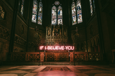 IFIBELIEVEINYOU, The 1975. Photographer: David Drake. Art Director/Designer: Samuel Burgess-Johnson