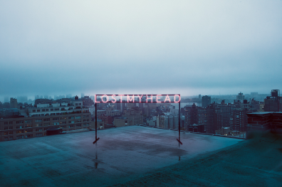 LOSTMYHEAD, The 1975. Photographer: David Drake. Art Director/Designer: Samuel Burgess-Johnson