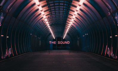 THESOUND, The 1975. Photographer: David Drake. Art Director/Designer: Samuel Burgess-Johnson