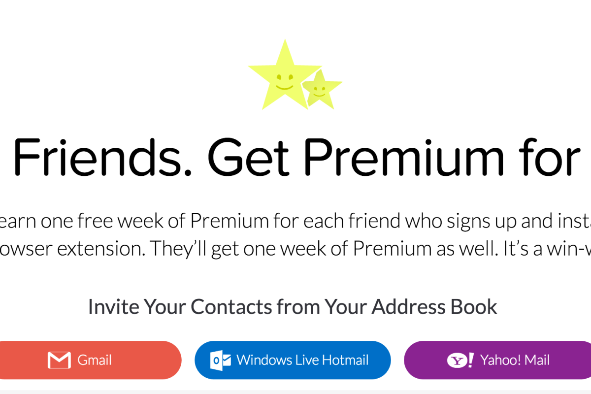 Grammarly Premium Membership free for a week! – CIGAROFFE